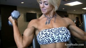 Get this awesome video of Ali Olsen from the KrivsStudio Clips Studio here at HDPhysiques.tv!