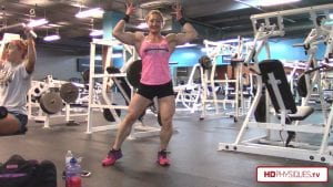 Jill has a very complete physique. Of course, known for those crazy awesome legs, though! Get her first 3 videos today!
