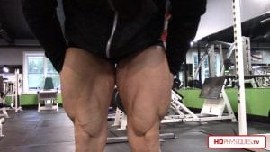 HUGE and ripped QUADS - get Jill's new video today!