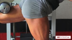 Jamie works her amazing legs and glutes in today's addition to her clips store - part 1 of her Olympia prep.  Get this amazing video of female muscle power today!