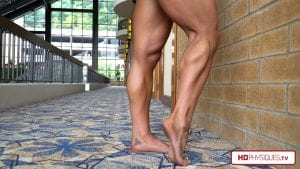 Look at those killer calves! Get this hot new video today in the Carli Terepka Clips Studio!