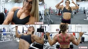 GET IT, Nuggs!  Massive Beefnuggette Paige Sandgren with 2 new videos in her Clips Studio - show your support and pick them up today!