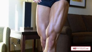 Deep cut quads too!  Get this new video in the Katie Lee Peak Power Studio!