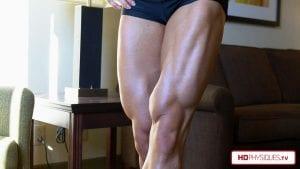 Deep cut quads too!  Get this new video in the Katie Lee Peak Power Studio!