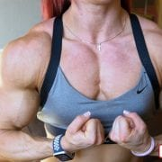 Deep cut quads too!  Get the new video now in the Katie Lee Peak Power Studio - Click here!