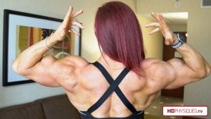 Ultimate RIPPED peak power!  Get the NEW Katie Lee video, fresh from the 2018 Arnold Classic - now available in the Katie Lee's Peak Power Studio!