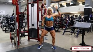 Brooke posing her complete physique and does some sexy muscle pumping, in this latest tremendous video in the Brooke Walker Clips Studio - Click Here to go to Brooke's Studio and get this hot new video!