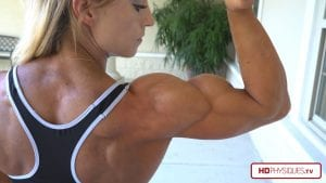 Look at those biceps peaks!  Get this sexy new 4K resolution video today - CLICK HERE!