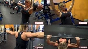 NEW Pinder Power video now available!  Get this impressive upper body gym strength video today!