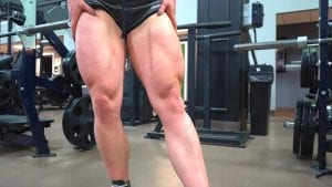 Huge, ENORMOUS quads - powerful as FUUUUUUCK!  Get her impressive legs clip now available in the Jordan Hartsell Clips Studio!