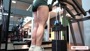 Absolutely awesome calves, hammies, and big powerful quads - get the NEW Jordan Hartsell Clip today!