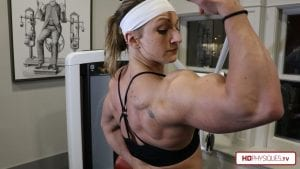 Look at those MIGHTY arms - only available in the Beefnuggette Clips Studio - get it today!