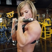 NEW Ultra-powerful Video of Brooklyn Walker at Fit Nation Gym!