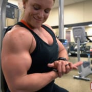NEW Video by the Peak FREAK of Physique – Hailey Delf!