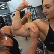 ALL NEW Beefnuggette Major Gym Work Video Added!