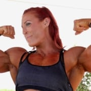 Katie Lee's Peak Power Studio – The LATEST Ultra Ripped Muscle Vid!