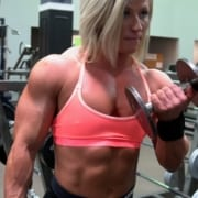 BIG MUSCLE Action!  New LONG Video in the Brooke Walker Studio Now Available!