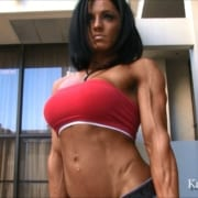 Krivs Studio – NEW VIDEO Featuring Vascular Biceps Queen Heather Dees!