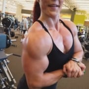 Katie Lee with a HUGE New Muscle Power Video – NOW AVAILABLE!
