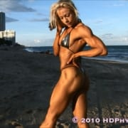 CLASSIC HDPhysiques – Dee Harvick Compilation from Miami Beach!