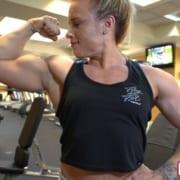ULTIMATE BICEPS POWER – New Hailey vs. Katie Biceps Challenge Video!