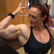 EXPLOSION of POWER!  New MASSIVE Katie Lee Video Added!