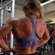 Autumn Swansen Returns with POWERFUL Muscle Clip!