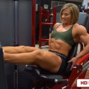 Brooke Walker – NEW VIDEO Available – Part 3 of Leg Day at Wild Horse!
