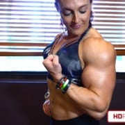 Katie Lee – 4K Muscle EXPLOSION Part 2 Now Available!