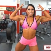 Taylor Smuck With a Sizzlin' NEW Gym Vid – Massive Quads & Biceps!  Plus New PROMOTION!