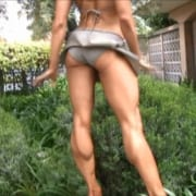 NEW Video in the Krivs Studio Store – Calves Giant Tanya Merryman!