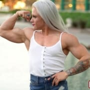 The MASSIVE and RIPPED Arms of Hailey Delf – NEW VIDEO Available!