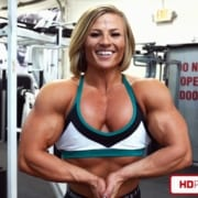 Brooke – Pumped Up, Highly Muscled, Extremely Sexy NEW MUSCLE VIDEO!