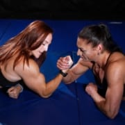 HUGE NEWS! – The ULTIMATE Armwrestling Challenge – Katie vs Diana – NOW AVAILABLE!