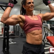 RIPPED and READY!  Autumn Swansen's New Vid is SIZZLIN HOT!