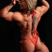 Valentine's Day MUSCLE BOMB!  New Brooke Walker Vid Now Available!