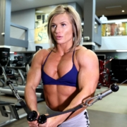 HUGE CHEST DAY – Brooke Walker is Back with a STUNNINGLY HOT New Video!