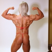 SEXY STUDIO SHOOT!  New STL Pro Champ, Ripped Carli Terepka with a NEW VIDEO!