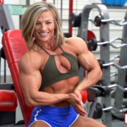 Ready for Some SUPER RIPPED Female Muscle?  New Video of Brooke & Carli in the Dungeon!