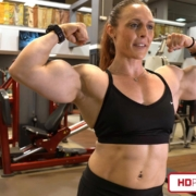Tremendous NEW Katie Lee Video Now Available – Enormous Biceps & More!