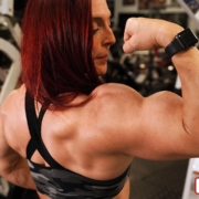 Katie's HUGE Back Day At Powerhouse Gym – NEW VIDEO AVAILABLE!