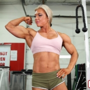 Phenomenal NEW VIDEO Now Available – Carli Terepka RIPPED Contest Shape 4!